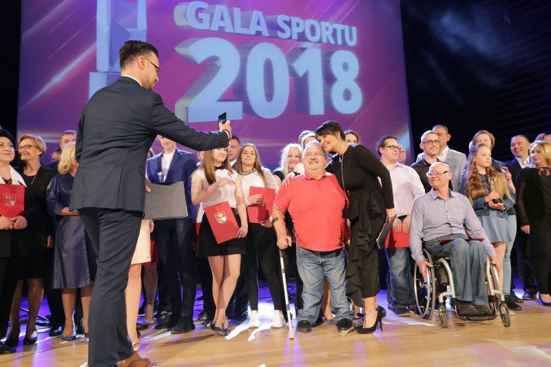 Reportaż z wydarzeń kulturalnych i sportowych