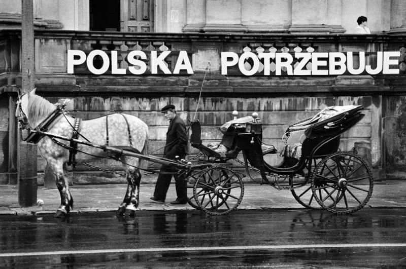 Reportaż - życie codziennie /czarno-białe/